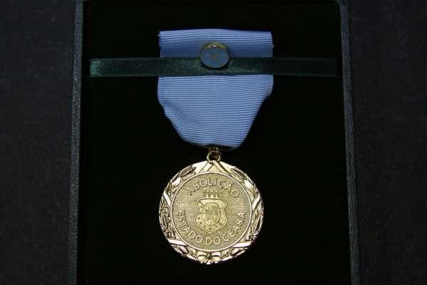 Medalha Abolição
