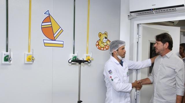 UPA Crateus Inauguração2