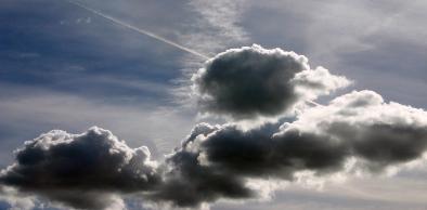 Céu nublado - rd