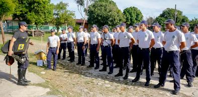 RCFO PM - CAVALARIA - POLICIAMENTO MONTADO - AESP 3