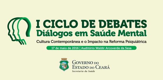 c93328e34 Secretaria da Saúde debate sobre modelo de atenção em saúde mental -  Governo do Estado do Ceará