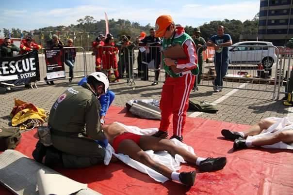 Equipe da Ciopaer vence competição nacional de resgate e se classifica para o evento mundial de salvamento veicular e trauma2