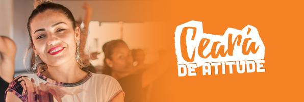 #CearádeAtitude: a arte que transforma a vida de meninos e meninas da periferia de Fortaleza