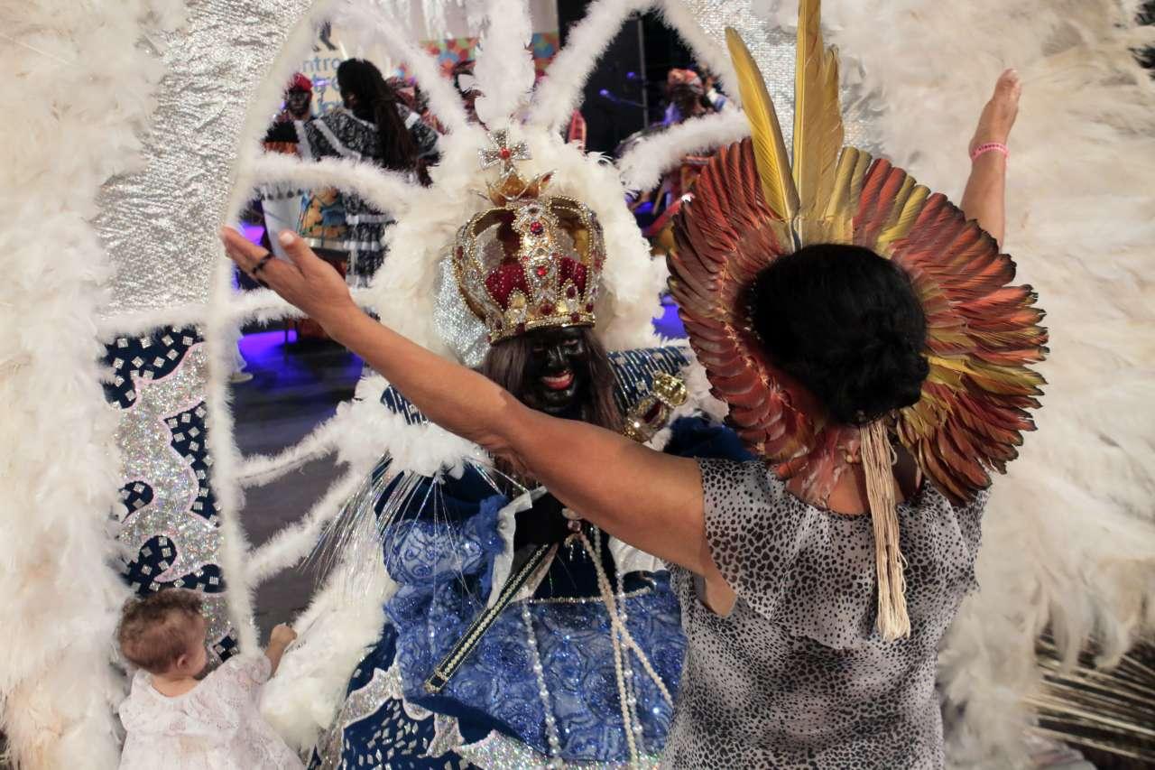 Cultura Cearense - Maracatu