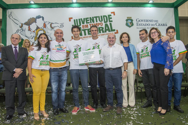 Escola em tempo integral Ayrton Senna da Silva