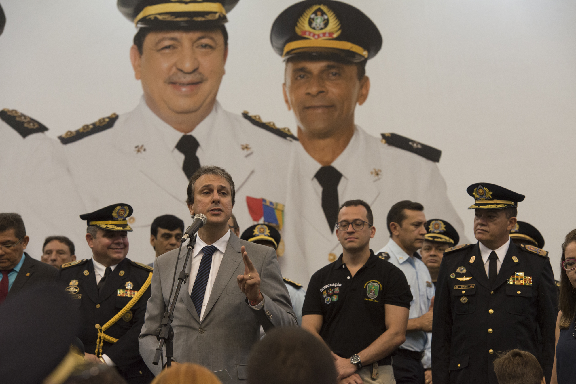 Policiais e bombeiros militares recebem Promoção Requerida no Ceará ...