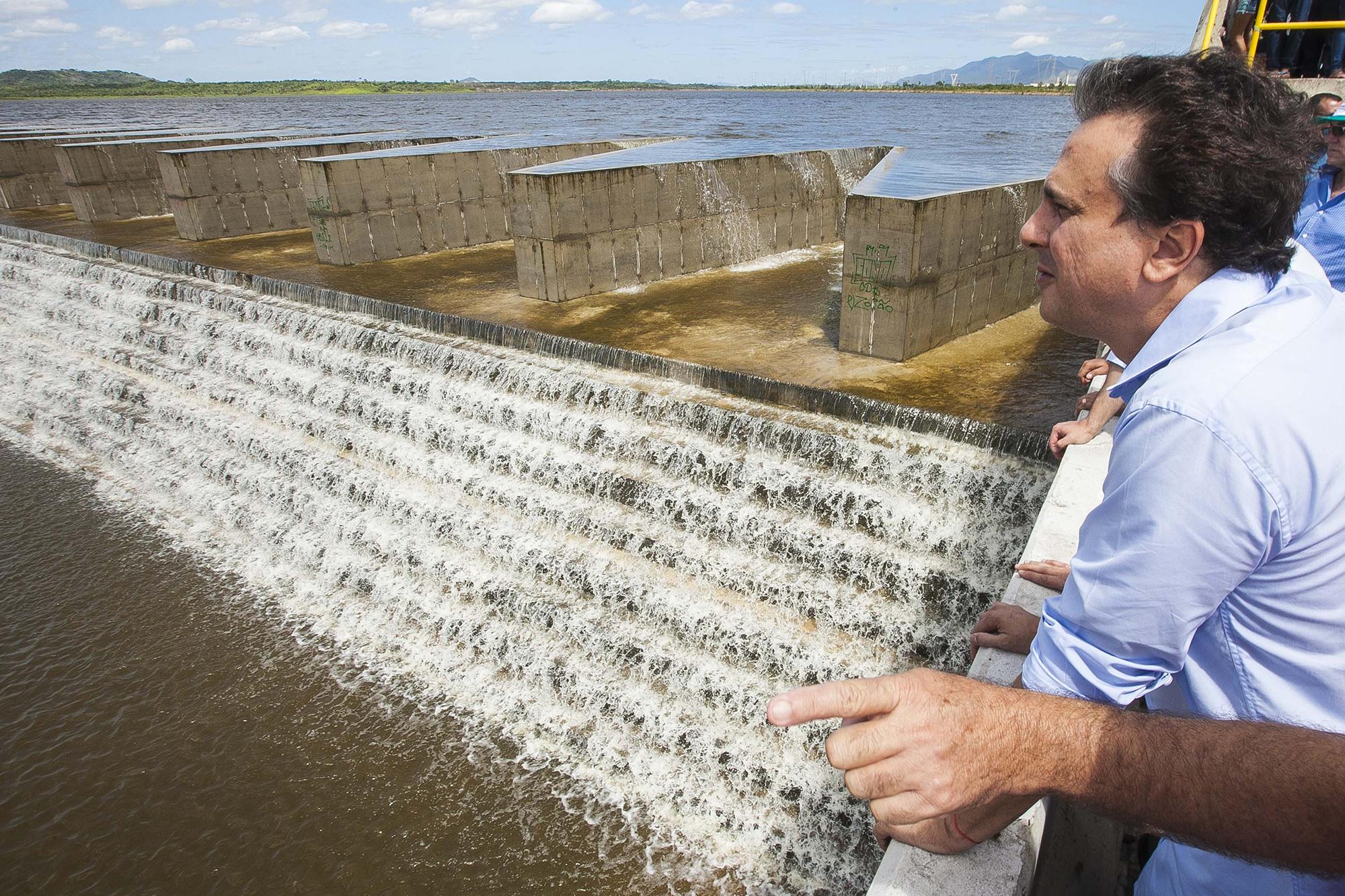 Barragem do Cocó beneficia mais de 11 mil famílias
