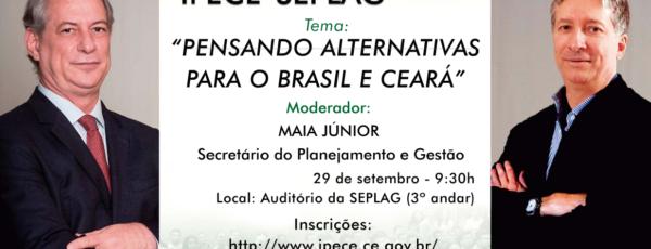 Fórum Ceará em Debate