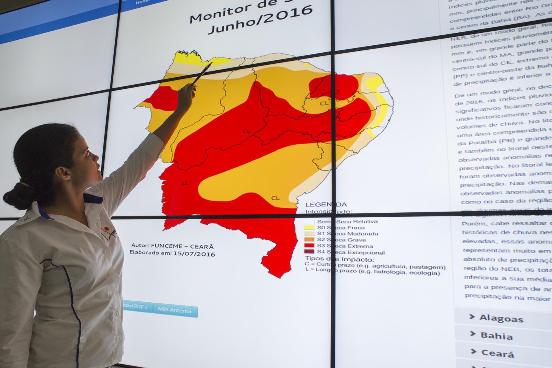 Na segunda matéria da série especial Ceará Transparente deste mês, vamos mostrar as áreas de atuação da Funceme, órgão que este ano comemora 45 anos