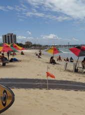 Praia do Futuro segue própria para banho pela terceira semana