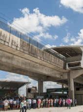 Metrofor recebe oito propostas para conclusão da estação Pe. Cícero