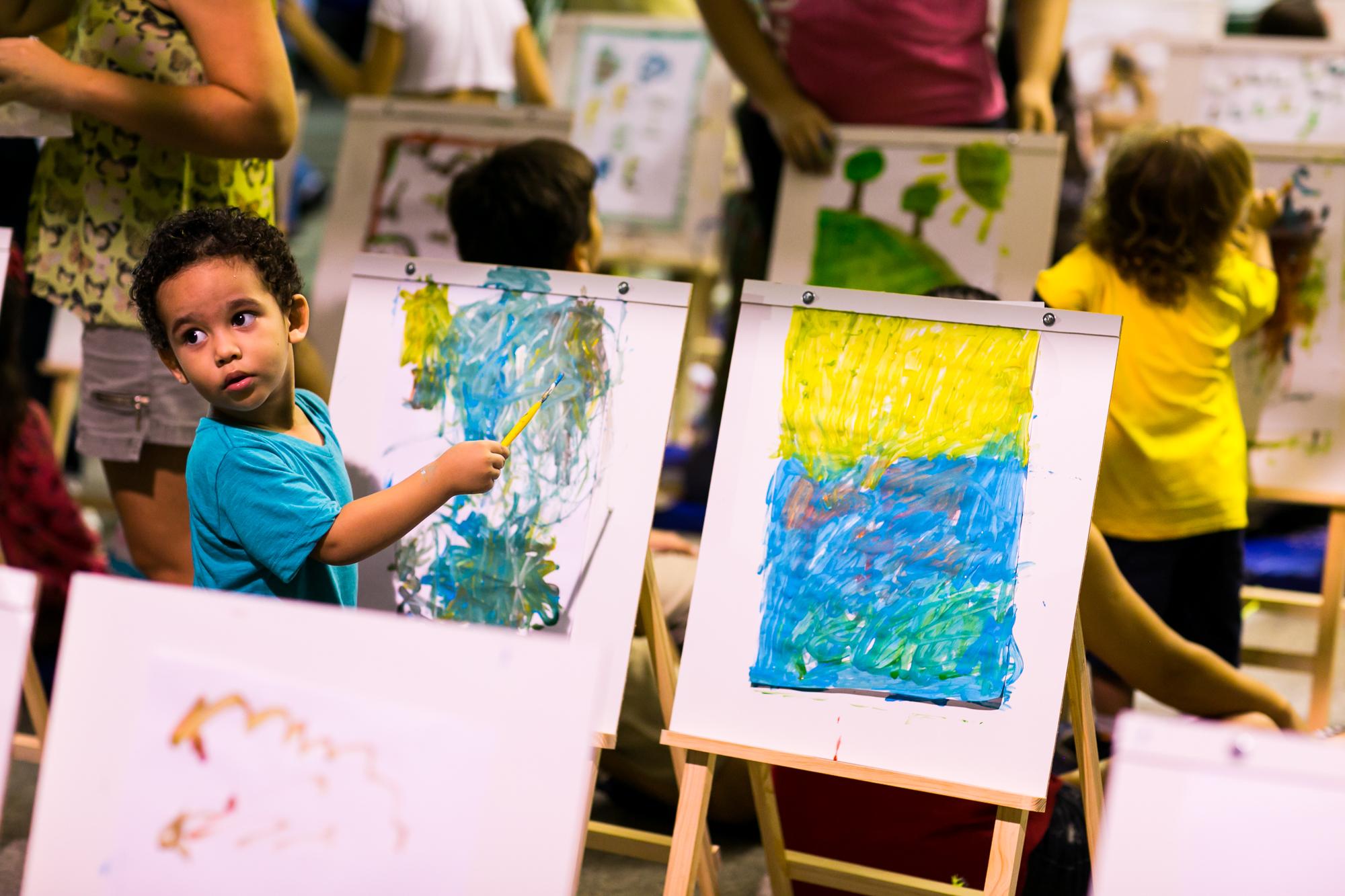 Na ocasião, foi lançado o Ônibus Mais Infância Ceará, que levará atividades lúdicas para as crianças cearenses