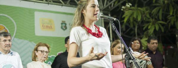 A iniciativa foi promovida pelo Governo do Ceará, por meio do Programa Mais Infância Ceará, em parceria com a Prefeitura de Fortaleza, através do Programa Fortaleza Amiga da Criança