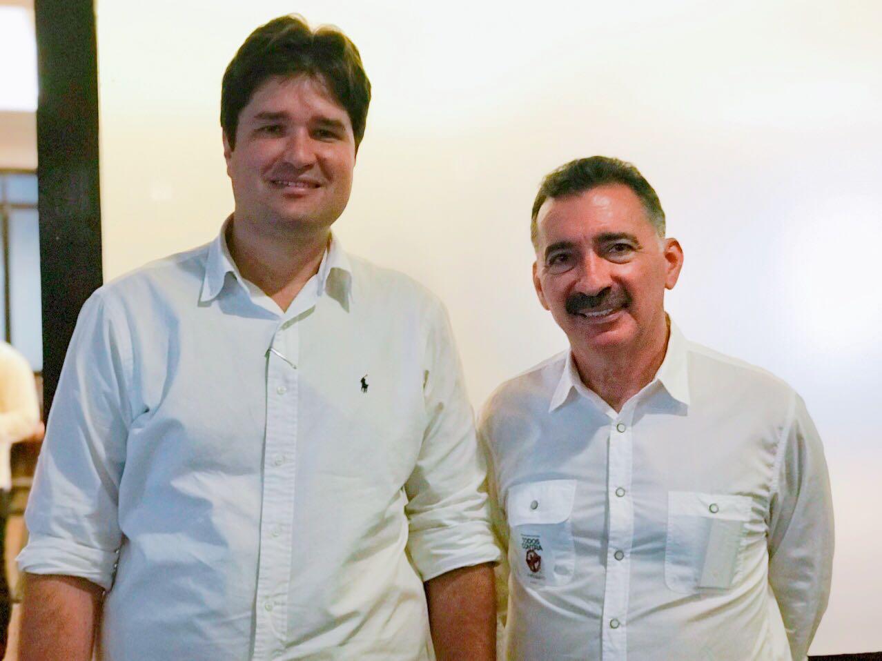 A Associação de Jovens Empresários do Ceará (AJE) passou a integrar o rol de entidades que formam o Pacto pelo Cocó, uma articulação da sociedade civil destinada a recuperar o rio, um dos principais mananciais do Estado.