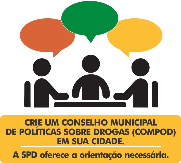 Capacitação pretende fortalecer o Conselho Municipal de Políticas sobre Drogas. O município de Santana do Cariri também será visitado por técnicas da Secretaria