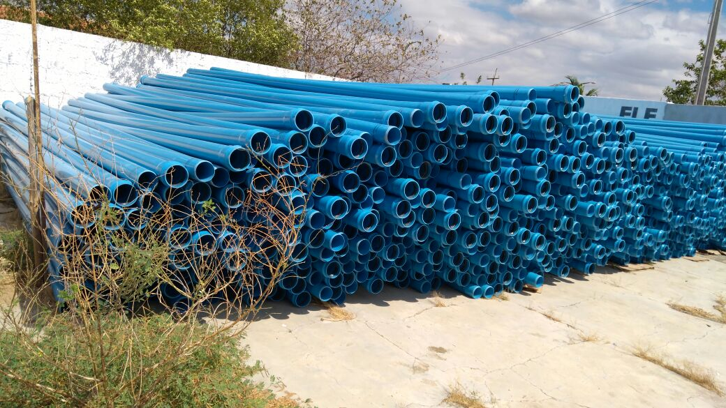 Ainda neste mês de outubro, 6,5 mil moradores do distrito de Campos Belos, no município de Caridade, terão água de qualidade nas torneiras de suas casas.