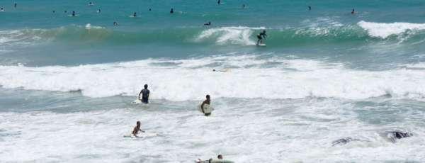 Praia do Futuro, Beira Mar e Barra do Ceará estão aprovadas pela Semace