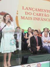 Primeira-dama participará de encontros sobre o Cartão Mais Infância na Região do Cariri