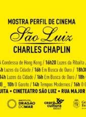 Cineteatro São Luiz celebra a obra de Charles Chaplin em dezembro