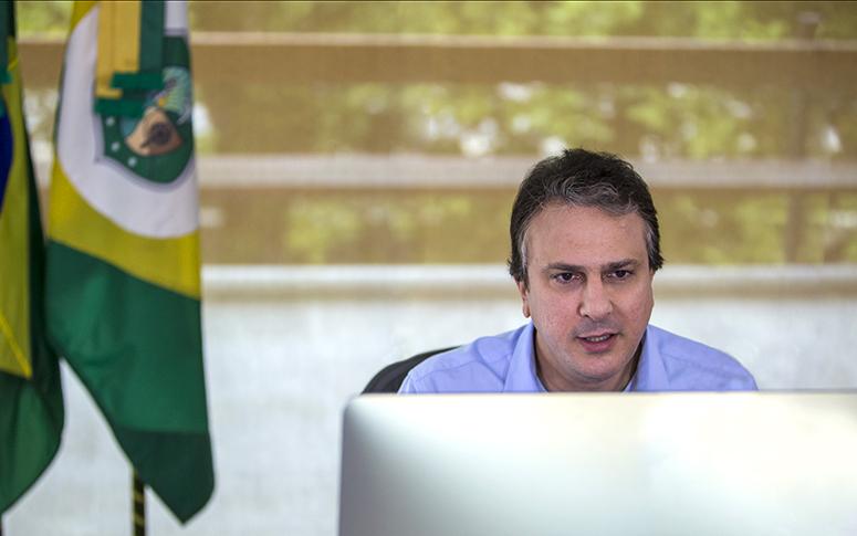 Governador anuncia investimento de R$ 27 milhões para reformas de escolas no Ceará