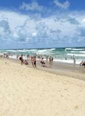 Balneabilidade: Praia do Futuro segue própria para banho