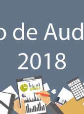 CGE divulga Plano Anual de Auditoria para o exercício de 2018