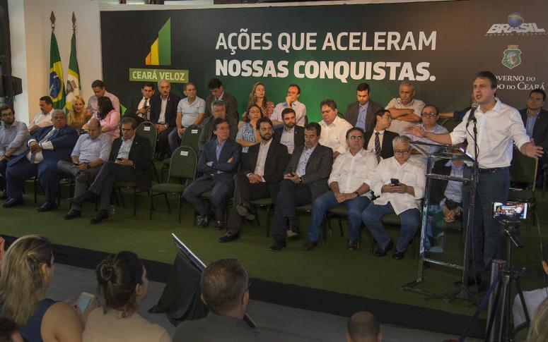 Ceará vai receber investimento federal superior a R$ 1,7 bilhão em diversas áreas