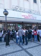 Cineteatro São Luiz: Mostra exibe filmes como Matrix, Blade Runner, Mad Max e Laranja Mecânica