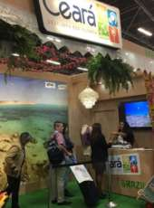 Ceará participa de feira de turismo na Colômbia até esta sexta-feira (23)