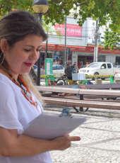 Ouvidoria registra 98 manifestações durante ação na Praça do Ferreira