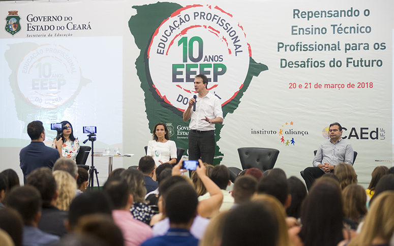 Ensino profissional no Ceará: Em 10 anos, número de alunos passa de 4 mil para mais de 52 mil jovens