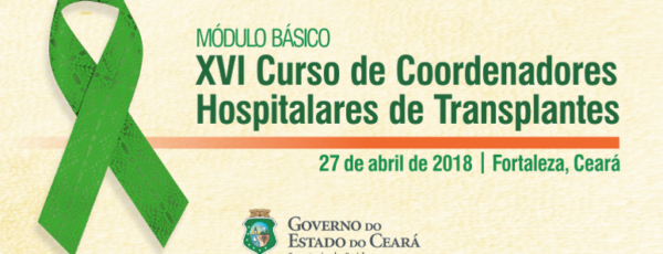 Curso de Coordenadores Hospitalares de Transplantes