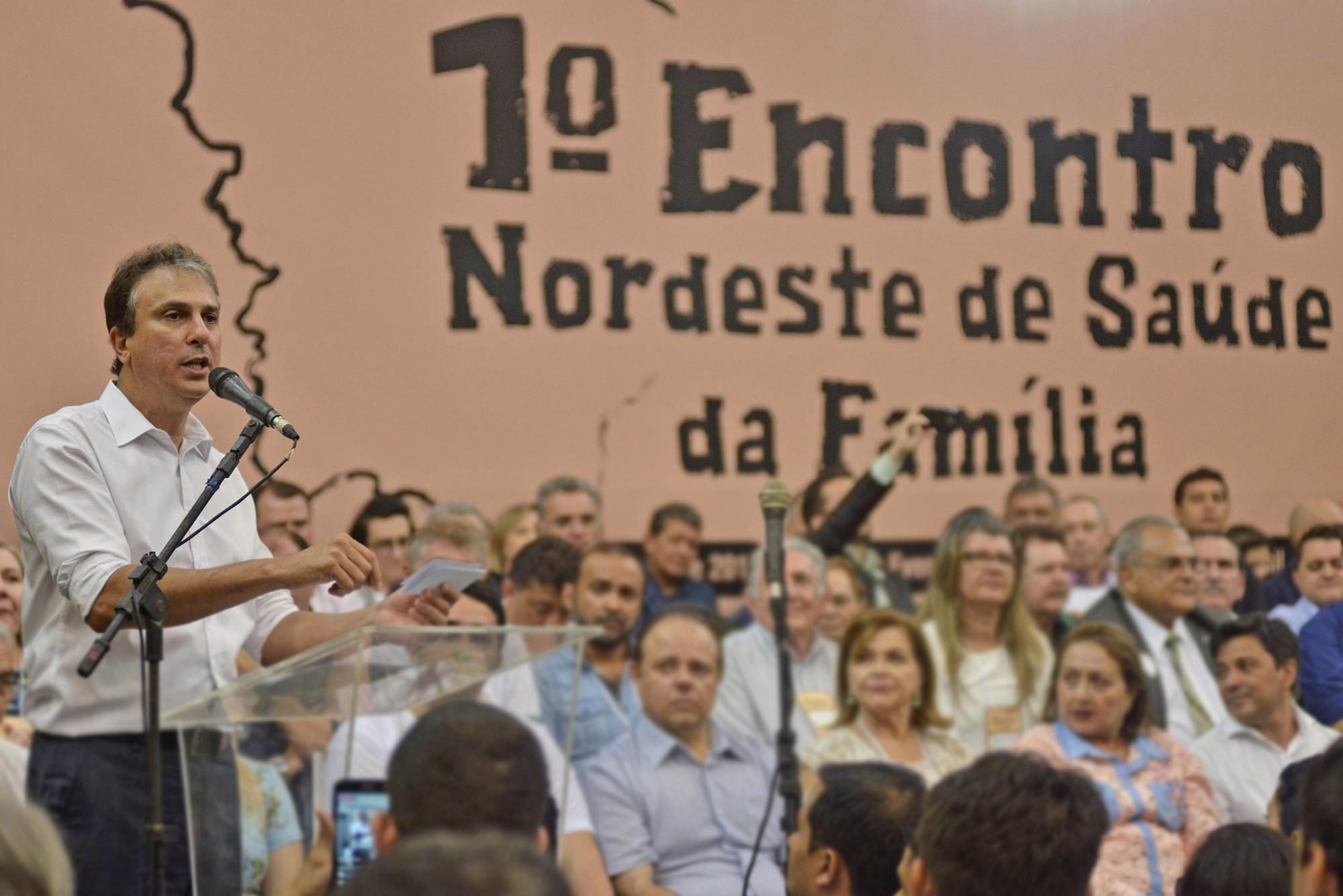 Governador certifica unidades de saúde em evento em defesa do SUS