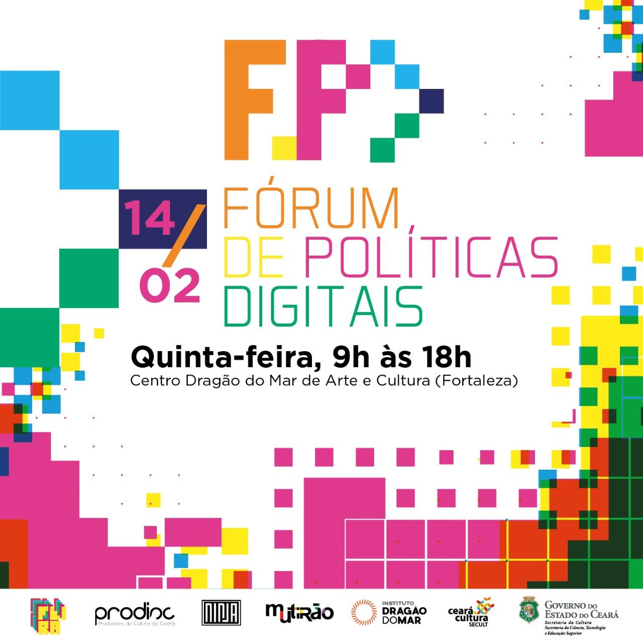fórum de políticas digitais