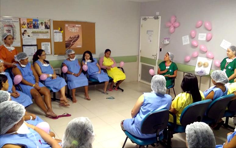 Resultado de imagem para Banco de Leite do HRN promove campanha no Dia Mundial de Doação de Leite Humano