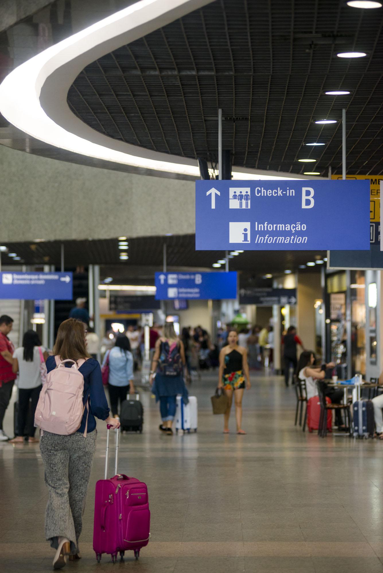 Foto do Aeroporto de Fortaleza