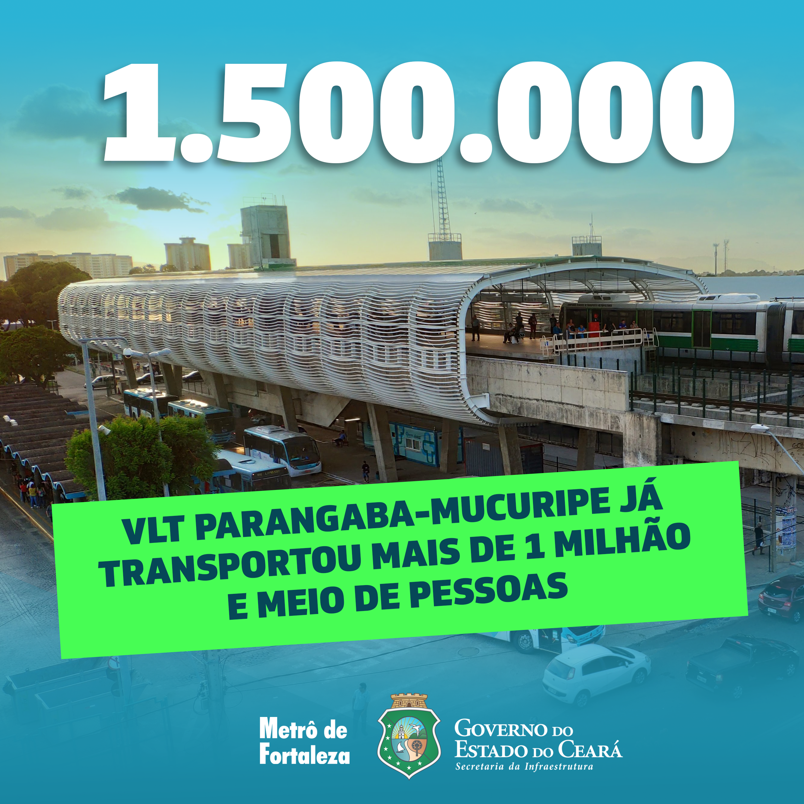 Banner VLT Parangaba-Mucuripe