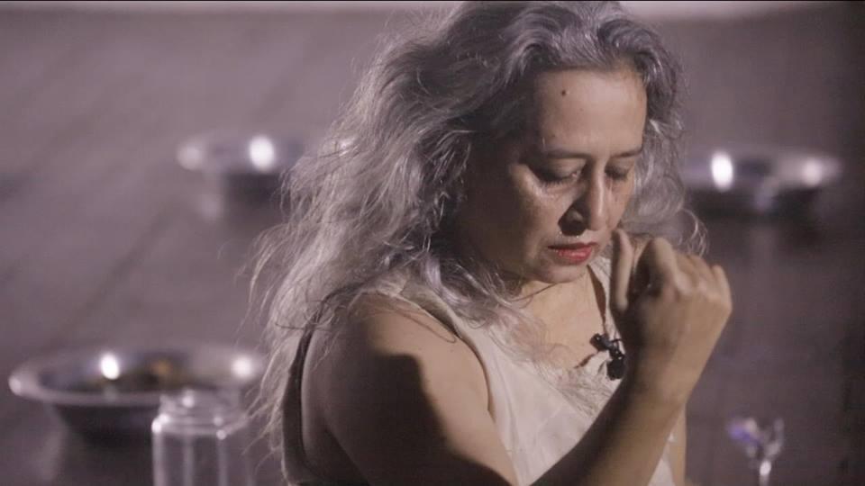 foto da dançarina silvia moura