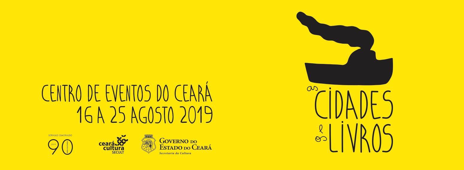 banner Bienal Internacional do Livro do Ceará