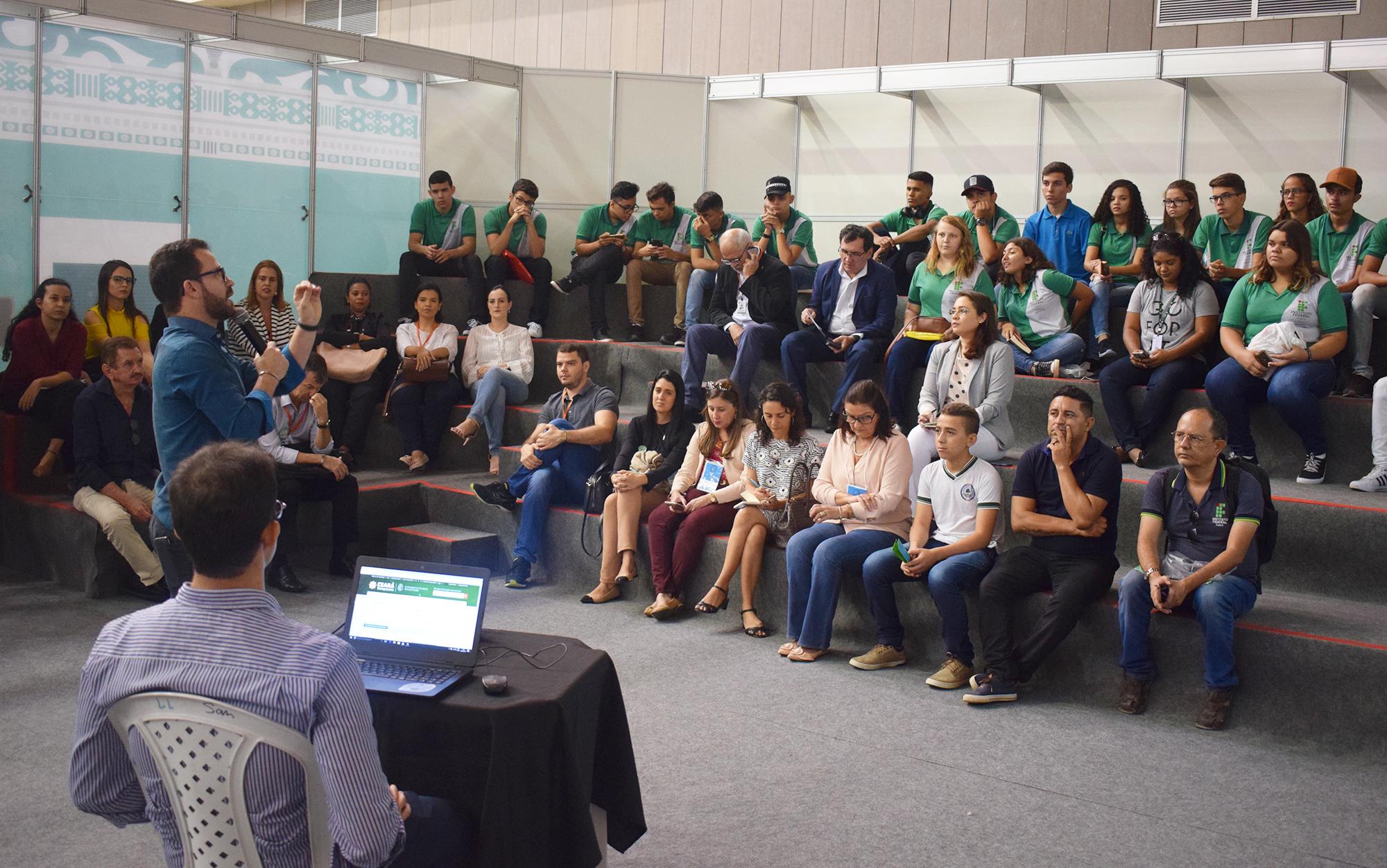 Ceará Transparente: Nova funcionalidade cidadã do PPA é lançada na Bienal