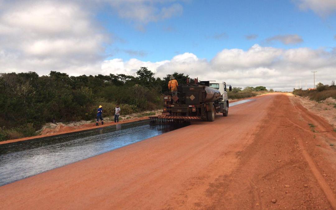 Obras de restauração do trecho Campos Sales–Salitre estão com 54% de execução