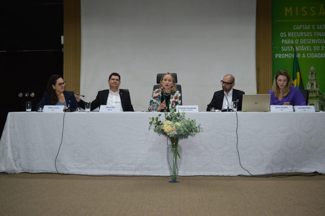 Sefaz discute proposta de reforma tributária