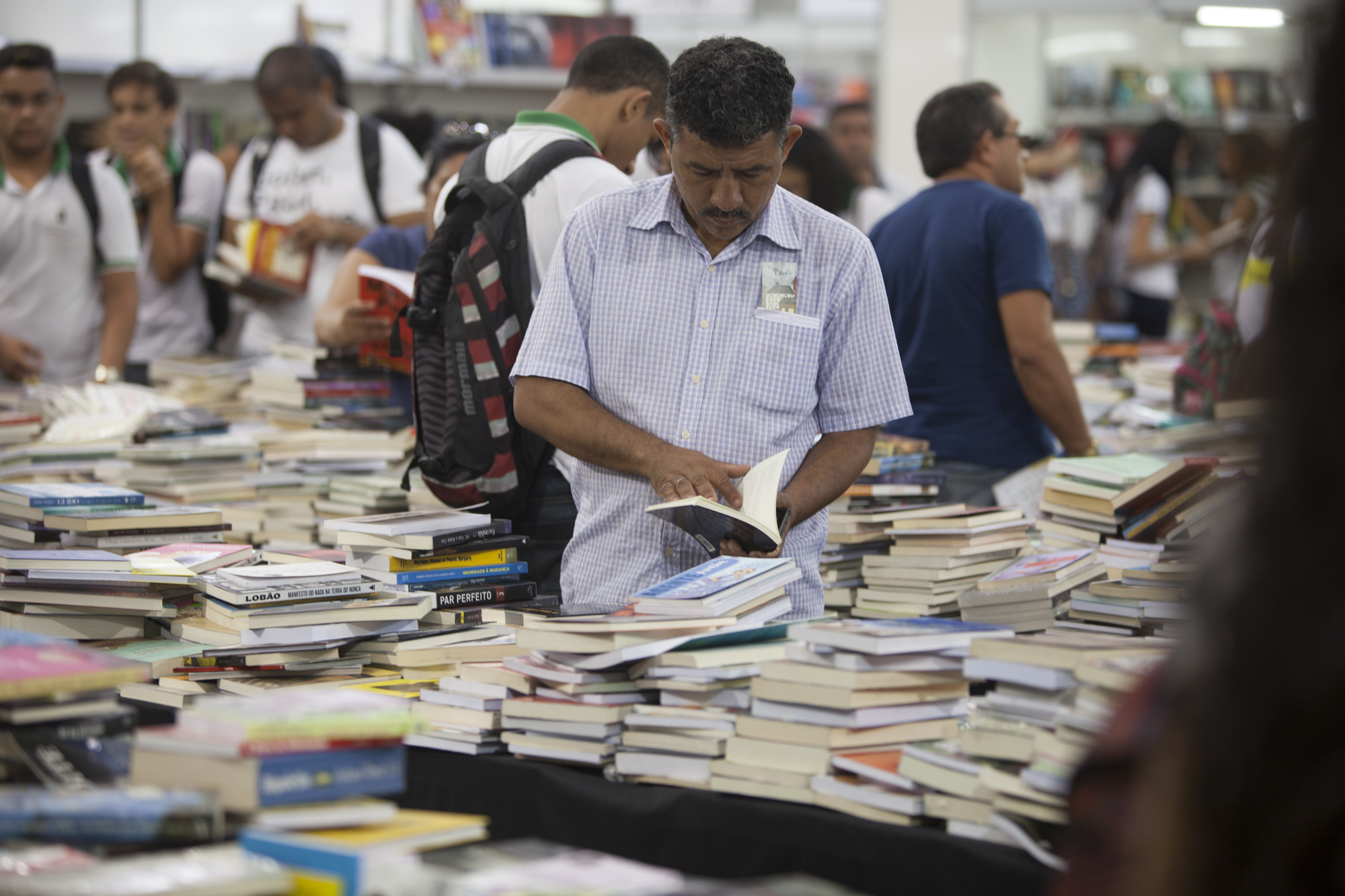 Encontro de Mediadores de Leitura