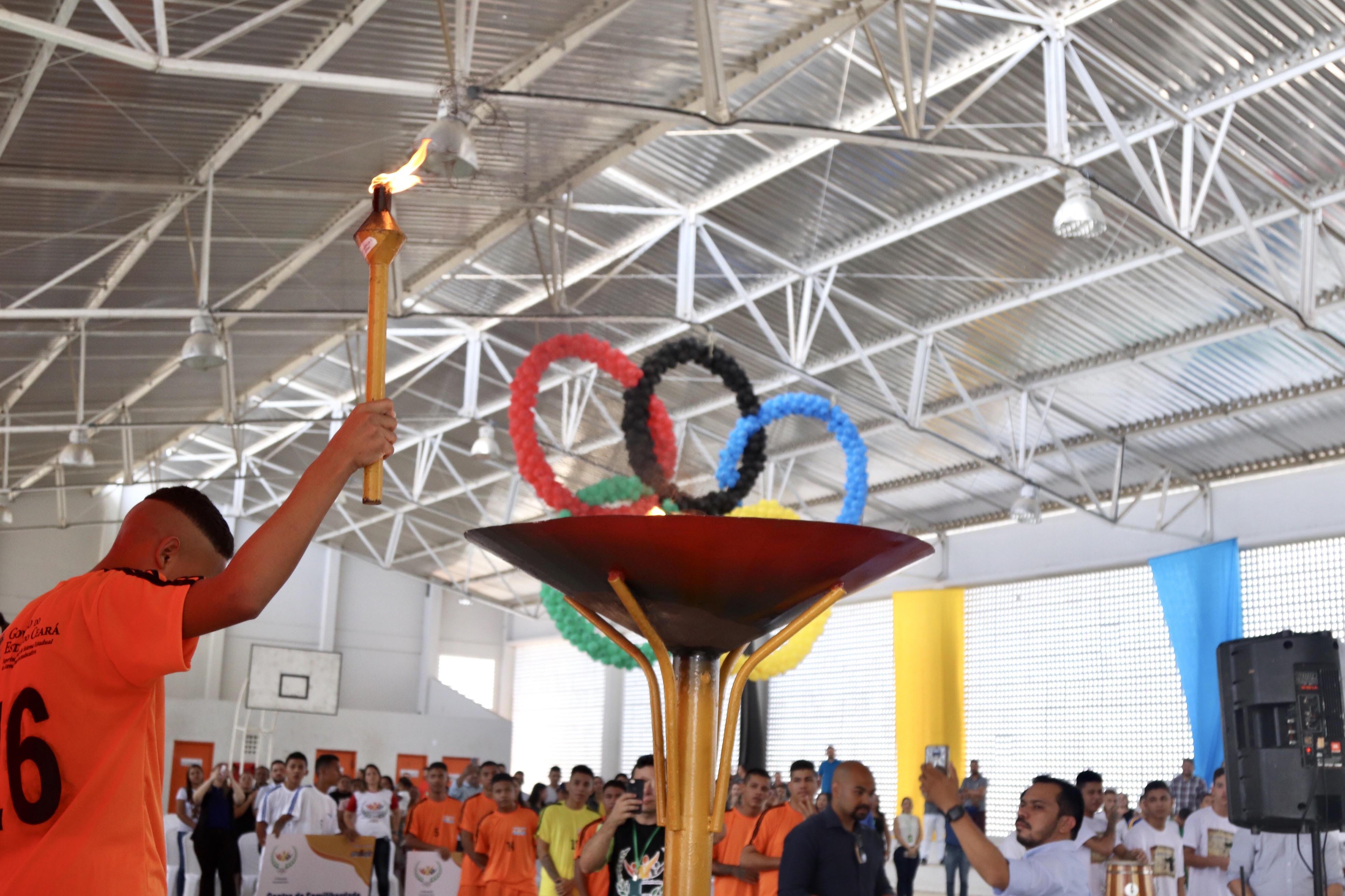 Olimpíada Socioeducativa do Ceará