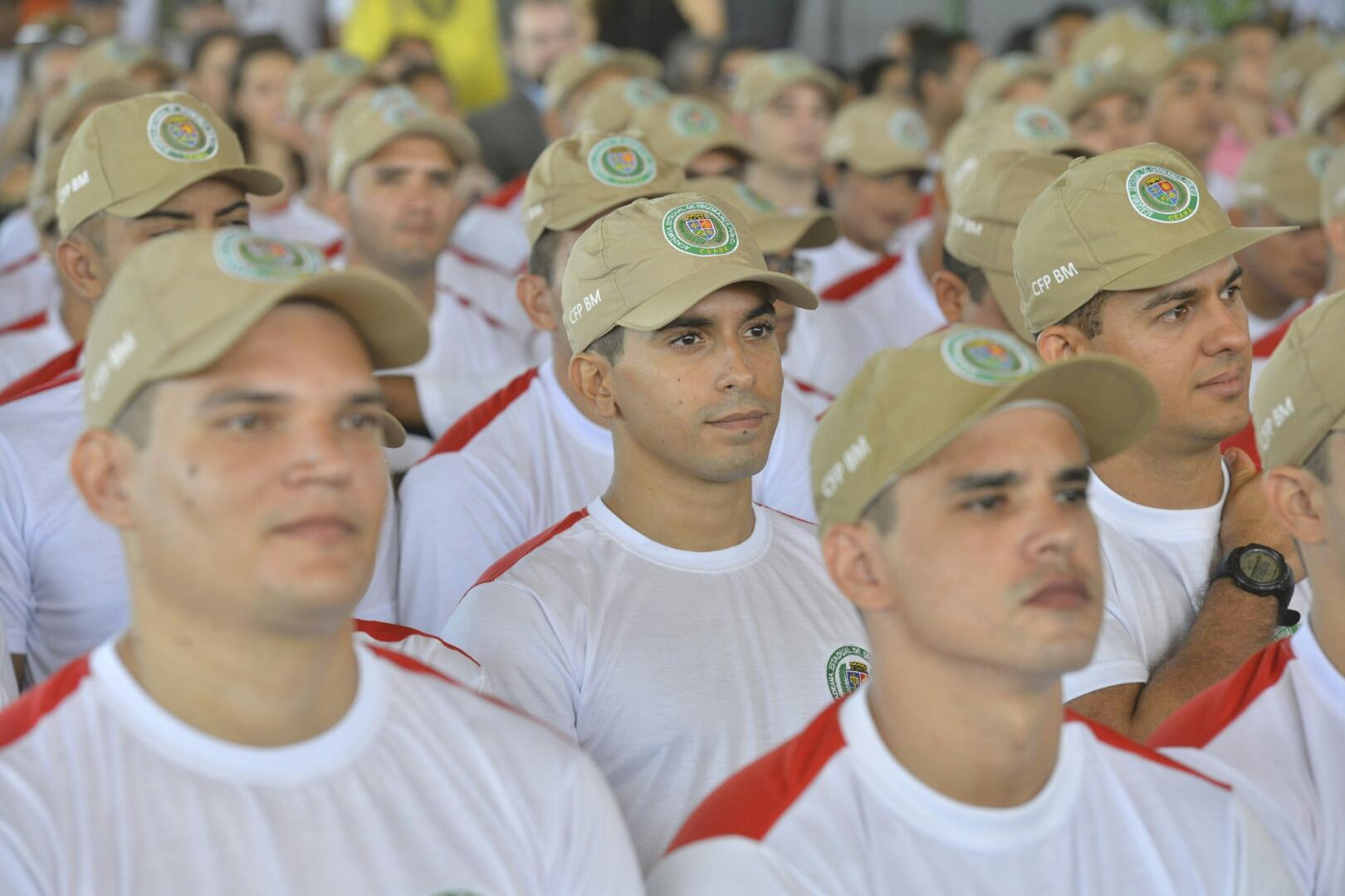 Convocados pelo Governo, 218 novos soldados do Corpo de Bombeiros assumem em dezembro