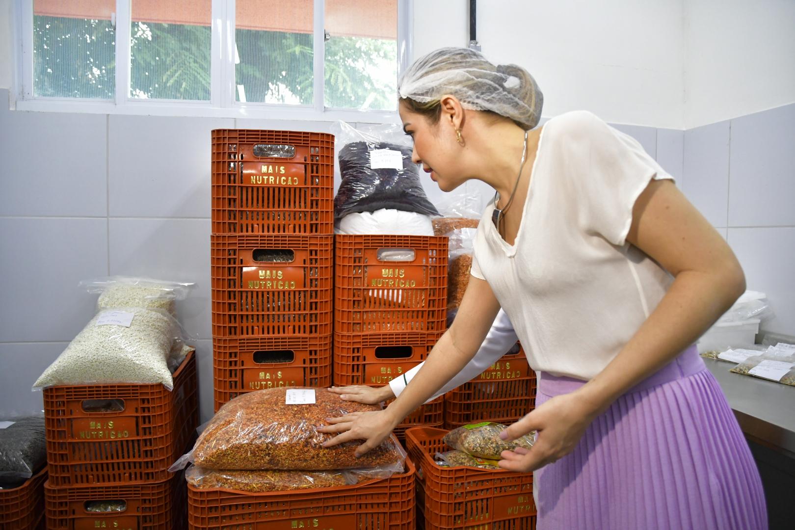 Mais Nutrição receberá selo de segurança alimentar do Nutec
