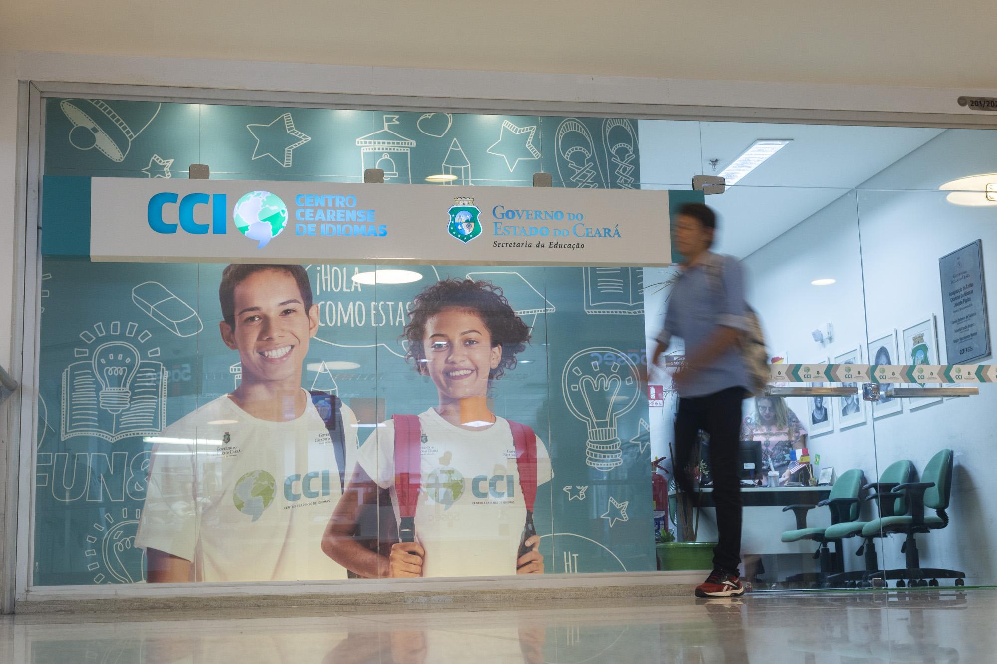 Centros Cearenses de Idiomas ampliam oportunidades para estudantes e professores da rede pública estadual