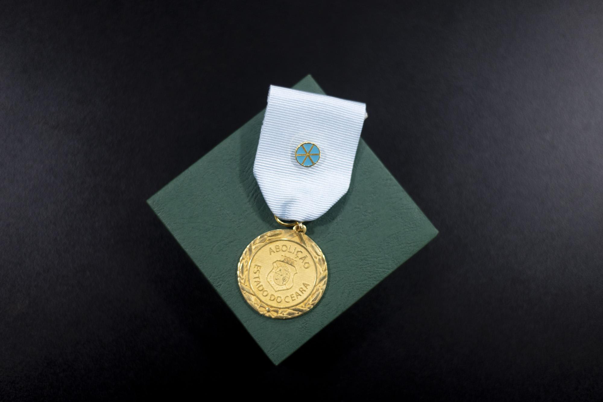 medalha da abolição