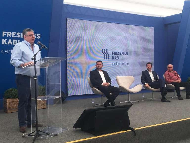 Indústria farmacêutica inaugura expansão da fábrica em Aquiraz