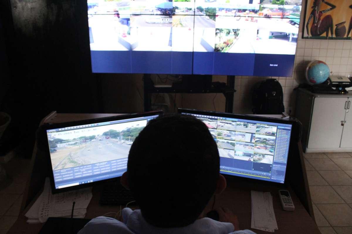 Com videomonitoramento, Ceasa de Maracanaú não registra assaltos há seis meses